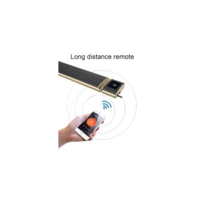 WIFI+Távirányítós infra sötétsugárzó beépített termosztáttal 1800W