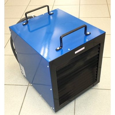 Utolsó darabok! KMT háromfázisú ipari termoventilátor 12.000 W