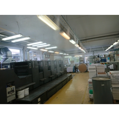Az ipari párásítás nyomdai felhasználása