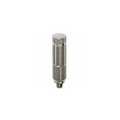 inox fém párásító fúvóka csepegésgátló szeleppel, szűrővel
